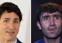 Ca sĩ đám cưới bỗng nổi tiếng vì giống thủ tướng Canada
