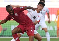Bại tướng của U-23 VN mở kỷ lục tại Asian Cup