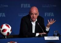 Chủ tịch FIFA đau đầu vì chưa thể mang lại 'niềm vui châu Á'