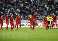 Thêm doanh nghiệp thưởng tiền tỷ cho đội tuyển Việt Nam