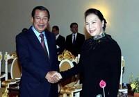 Thúc đẩy hơn nữa quan hệ hữu nghị truyền thống VN-Campuchia