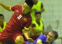 Futsal loại Nhật được, thầy trò ông Park cũng làm được