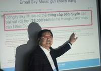 Bị Sky Music kiện ra tòa, VCPMC lên tiếng