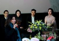 NSND Thanh Hoa kêu gọi nghệ sĩ sống có tình, có nghĩa hơn