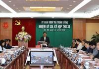 UBKT Trung ương khai trừ Đảng một Trưởng công an huyện
