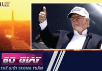 60 giây thế giới trong tuần: ông Trump lập 'kỷ lục'mới