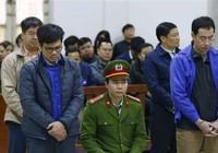 Bốn cựu lãnh đạo dầu khí lãnh mức án từ 4-8 năm tù