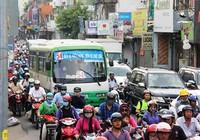 Giảm hơn 76 ngàn chuyến xe buýt dịp Tết Nguyên đán