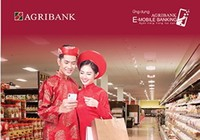 Agribank: Sắm Tết rộn ràng, ngập tràn ưu đãi