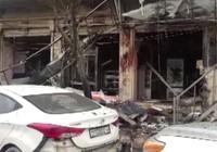 Đánh bom ở Syria, 4 lính Mỹ thiệt mạng