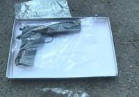 Thu giữ súng tại nhà đầu nậu ma túy ở Bình Dương