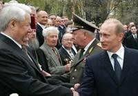 Ông Putin từng không muốn làm tổng thống