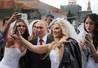 Tổng thống Putin nói sẽ kết hôn vào một ngày nào đó