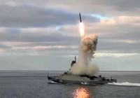 Nga bắt đầu loạt cuộc tập trận bắn tên lửa gần Syria