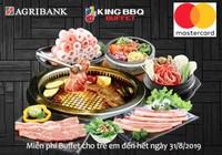Đón năm mới cùng thẻ Agribank Mastercard