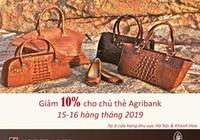 Có thẻ Agribank - Thỏa sức mua sắm