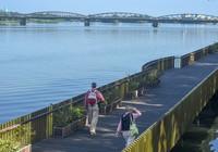 Khánh thành cầu gỗ lim tiền tỉ trên sông Hương