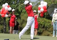 Hơn 500 triệu đồng đóng góp qua giải golf từ thiện