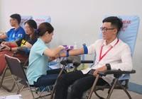 Hơn 3.000 sinh viên hiến máu phục vụ dịp tết Nguyên đán