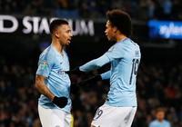 Man. City thắng đậm với tỉ số không tưởng ở bán kết League Cup
