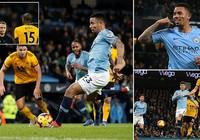 Jesus lập cú đúp, Man. City tiếp tục bám đuổi Liverpool