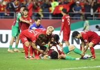 Tuyển Việt Nam lần đầu trải nghiệm công nghệ cao ở Asian Cup