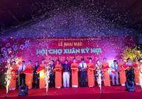Đặc sản Lào Cai hút khách tại hội chợ Xuân Tân Bình