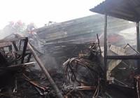 Kho chứa phế liệu của Khu du lịch Bà Nà Hills bốc cháy