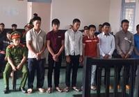 42 năm tù cho nhóm bảo vệ Công ty Long Sơn truy sát dân