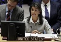 Vụ Jerusalem: Chờ cuộc đấu trí tại Liên Hiệp Quốc