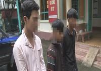 Dắt xe ăn trộm đi bán, 3 thiếu niên đụng phải 113
