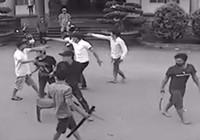 Hai thanh niên bị sát hại trước quán karaoke