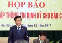 Thứ trưởng Thăng trả lời vụ  mất hồ sơ Trịnh Xuân Thanh