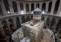 Lăng mộ Chúa Jesus mở cửa cho khách tham quan