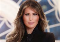 Nhà Trắng công bố ảnh chân dung bà Melania Trump