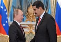 Ông Putin hứa viện trợ lương thực cho Venezuela