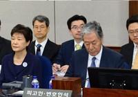 Phiên tòa lịch sử: Bà Park Geun-hye bác bỏ mọi cáo buộc