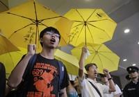 Thủ lĩnh biểu tình sinh viên ở Hong Kong lãnh án tù