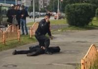 Tấn công bằng dao ở Nga, 7 người nguy kịch
