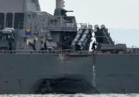 Mỹ 'đóng băng' hoạt động toàn bộ 7 hạm đội