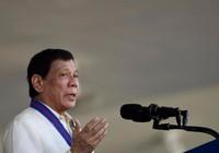 Nếu con 'nhúng chàm', ông Duterte sẵn sàng cho tử hình