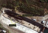 Triều Tiên đang đóng tàu ngầm tên lửa đạn đạo