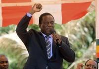 Cựu 'phó tướng' đòi Tổng thống Zimbabwe từ chức ngay
