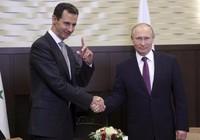 Tổng thống Putin: Cuộc chiến Syria cận kề kết thúc