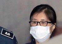 Bạn thân bà Park Geun-hye bị đề nghị mức án 25 năm tù