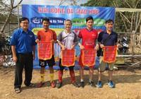 Phát động giải bóng đá giao lưu Đoàn thanh niên kết nghĩa