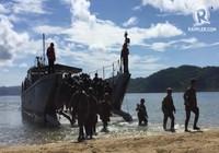 Mỹ-Philippines tập trận phản ứng nhanh trên biển Đông