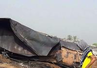 Nổ xe dầu ở Pakistan: Hơn 120 người chết