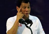 Ông Duterte tuyên bố sẽ không bao giờ tới thăm Mỹ
