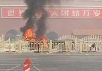 Dùng kéo đâm rồi lao xe tải vào nạn nhân ở Bắc Kinh